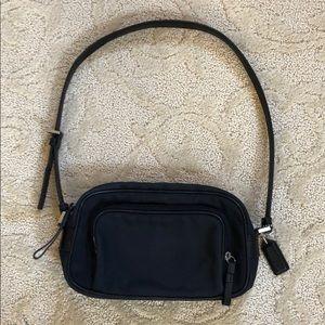 Vintage Coach mini shoulder cross chest bag